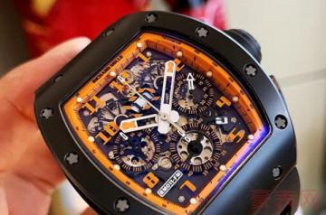 如何将理查德米勒二手手表回收利用