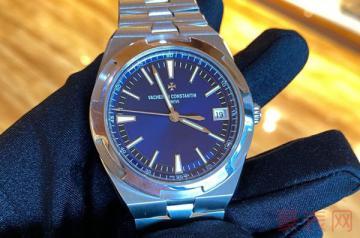 如何选到靠谱的江诗丹顿腕表回收店