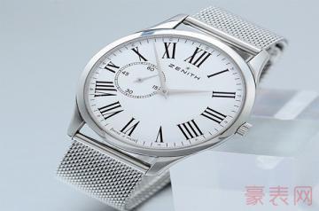 二手真力时手表哪里可以回收