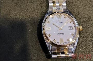 哪里回收瑞士梅花手表安全又高价