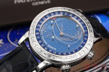 回收全新百达翡丽手表能做到升值吗