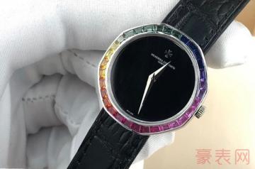 哪里回收闲置的vc手表报价更专业