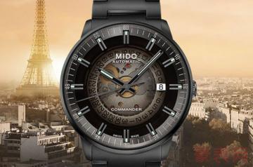 时尚性十足的美度手表回收哪里好