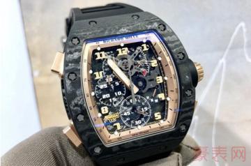 二手理查德米勒手表有回收的地方吗
