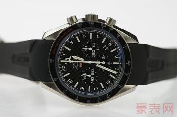 回收萌新在外面回收二手手表靠谱吗