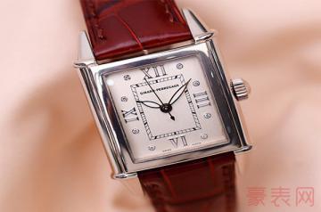 今年发行的万国新手表能卖多少钱