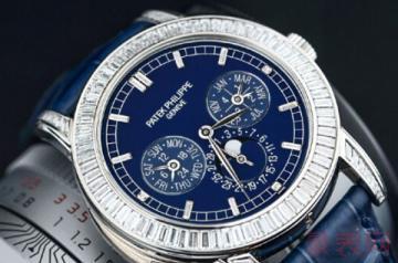 百达翡丽旧手表回收稳居高位是为什么