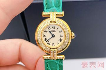 现在的女士机械手表回收多少钱