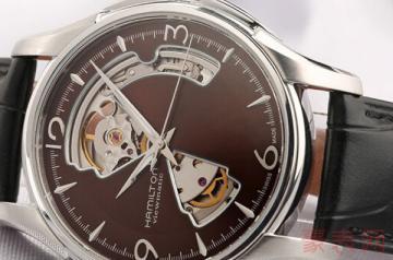 你知道哪里高价回收汉米尔顿手表吗