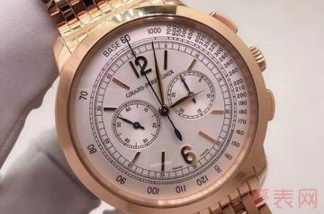哪里回收芝柏二手手表最好
