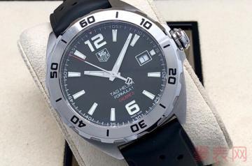 二手的泰格豪雅手表能卖多少钱
