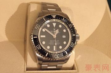 劳力士手表佩戴十年回收一般几折