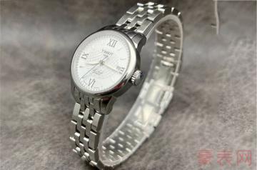 定位亲民的天梭手表回收哪里有