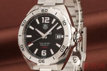 回收旧手表哪家好 错过这家可是损失