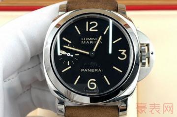 沛纳海手表回收价格持续稳中有涨好态势