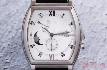 哪些手表的价格被高价回收的可能性更大呢