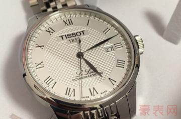 天梭4800手表能卖多少才符合行情