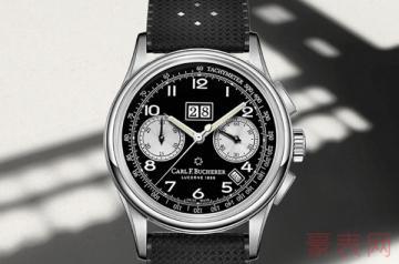 哪里回收宝齐莱手表更简单一些