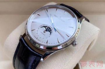 顶级品牌积家二手手表哪里回收好