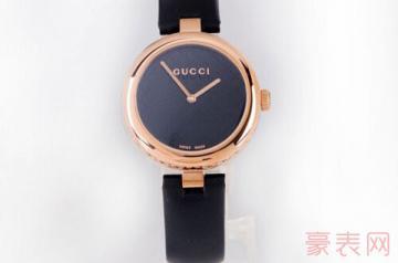 古奇手表回收有没有最低的标准?