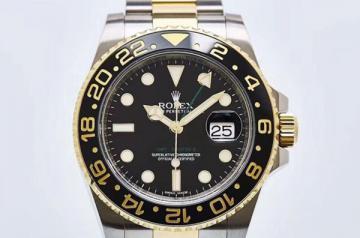 明码标价十万的劳力士手表回收几折