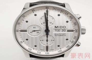 我六千买的美度手表回收价格是多少