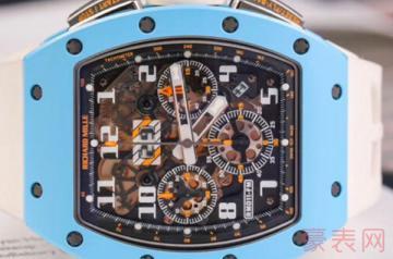 知名品牌的手表回收价格被什么主导