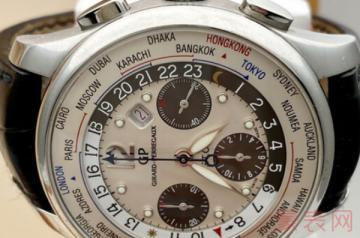 哪里回收芝柏手表价格高一些