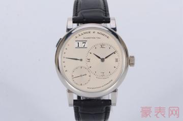 二手的手表可以回收吗?达到标准即可