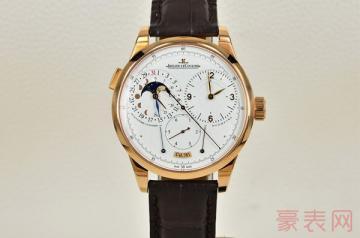线上哪家回收积家二手手表价格高
