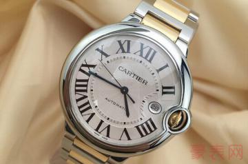 二手卡地亚手表回收值多少钱
