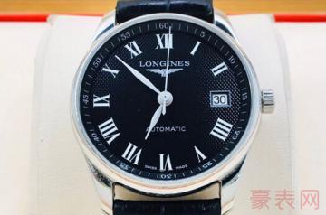 为什么浪琴手表高价回收公司遭到嫌弃