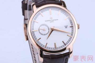 正规手表二手回收网站高效价优它都有
