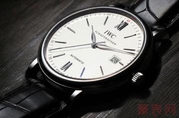 二手万国356501手表回收保值吗