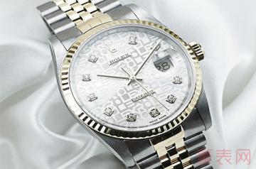 劳力士破损手表大约回收多少钱