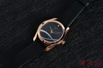 买了10年的天梭手表回收能卖多少