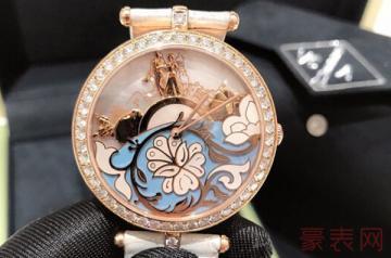 镶有宝石的梵克雅宝手表在哪里回收