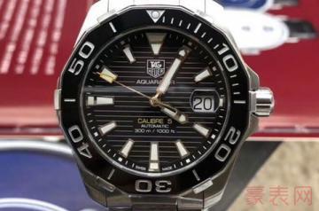 二手泰格豪雅手表回收价格一般几折
