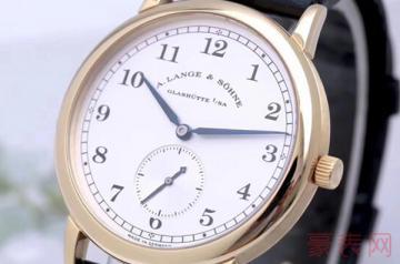 瑞士产的朗格手表回收平台哪里有