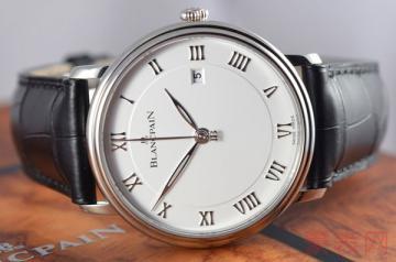 哪里宝珀手表回收的方式比较便捷