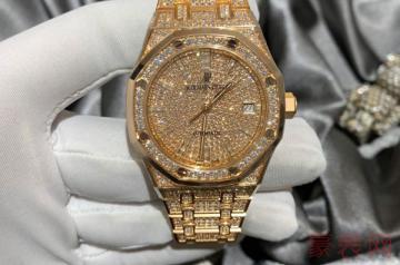 未使用的高档手表回收能够按原价收购吗