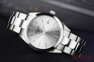 回收天梭手表T055427A须得关注手表成色