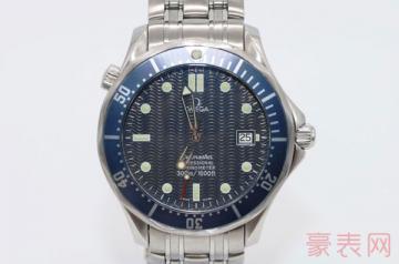 男款欧米茄海马手表的折损率是怎么算的
