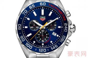 泰格豪雅阿斯顿马丁手表回收价钱如何