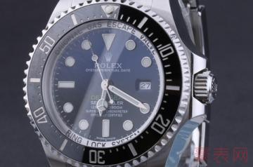 目前国内哪里回收劳力士手表更正规
