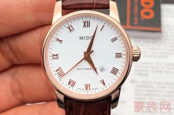 二手美度天文台手表回收可以卖多少钱