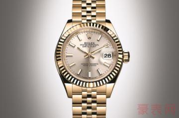 劳力士279178手表回收值钱吗?
