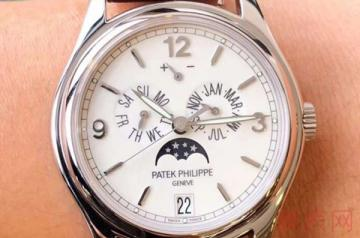 售价一万块钱的手表回收多少钱