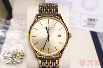 商场的浪琴专卖店会回收浪琴手表吗
