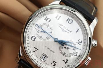 被各界宠爱的浪琴手表回收一般几折